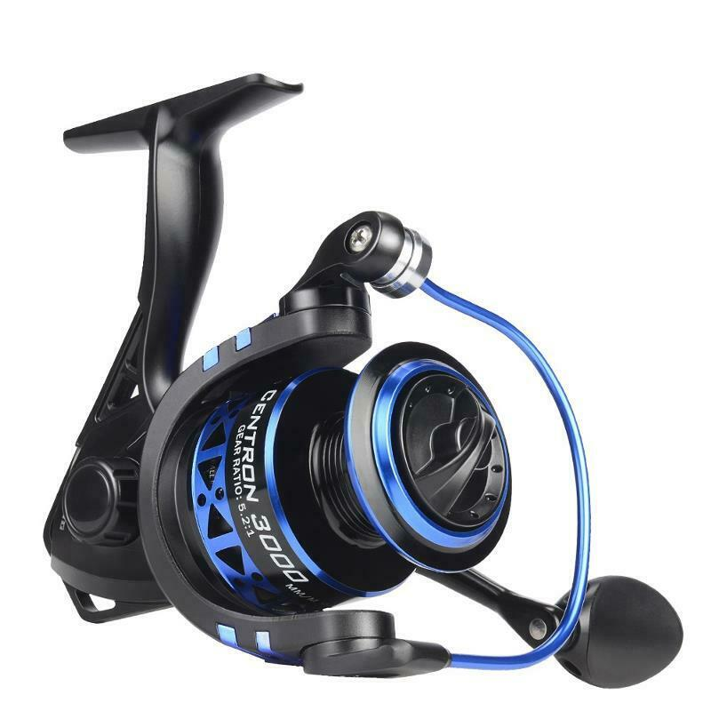Fishing Spinning  Reel Centron Low Profile Fresh Water Max Drag 8kg Carp Wheel  buy 100% authentic quality