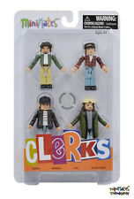 View Askew Minimates TRU Toys R Us Clerks 20th Anniversary Color Box Set