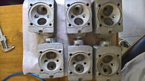 Details about Porsche Twinspark Cylinder Heads (Full set 6No ) K1926d - for  911 3 0L RSR