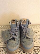 check out b2600 9d597 ADIDAS X JEREMY SCOTT DENIM WING SNEAKERS MENs SIZE 10