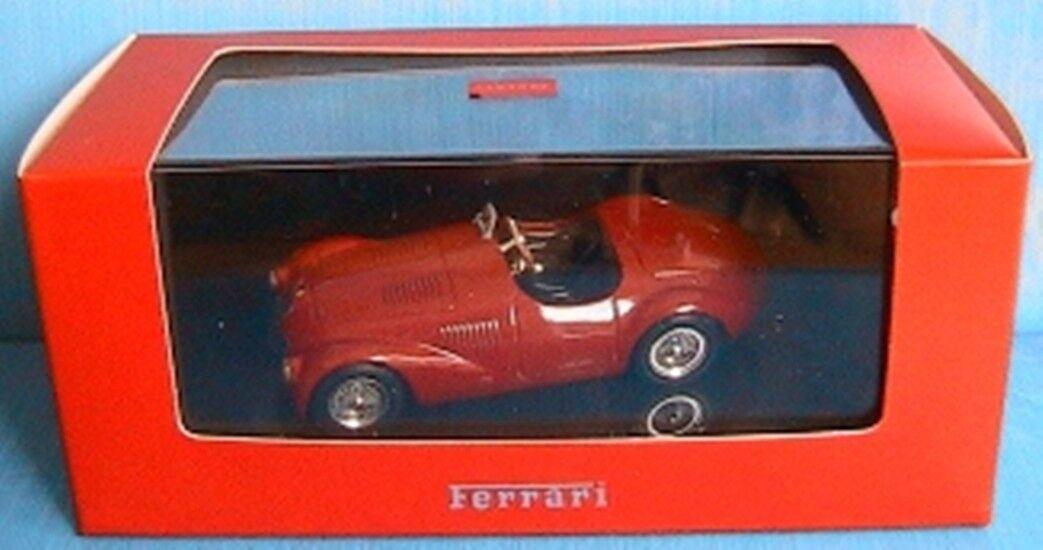 FERRARI 125S 1947 IXO MODELS N° FER049 1 43 rouge ROUGE rouge rouge