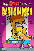 Simpsons Comics Present the Big Bad Book of Bart by Matt Groening   Paperback Bo