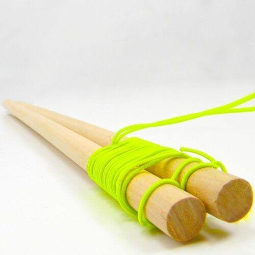 Diablo Wood Carbon and Aluminium// Metal Sticks Diabolo Handsticks and String