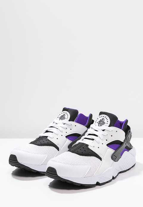 Nike Air Huarache-blanc/Hyper Grape/Noir - (UK 9) - Grape/Noir Brand New in Box dcf47f