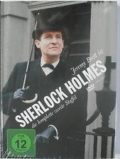 Sherlock Homes TV Serie Jeremy Brett - 2. Staffel Wiederkehr - Detektiv Doyle