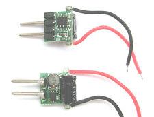 1x LED Driver constante corriente 600ma _ 1-3 x3w LED mr16