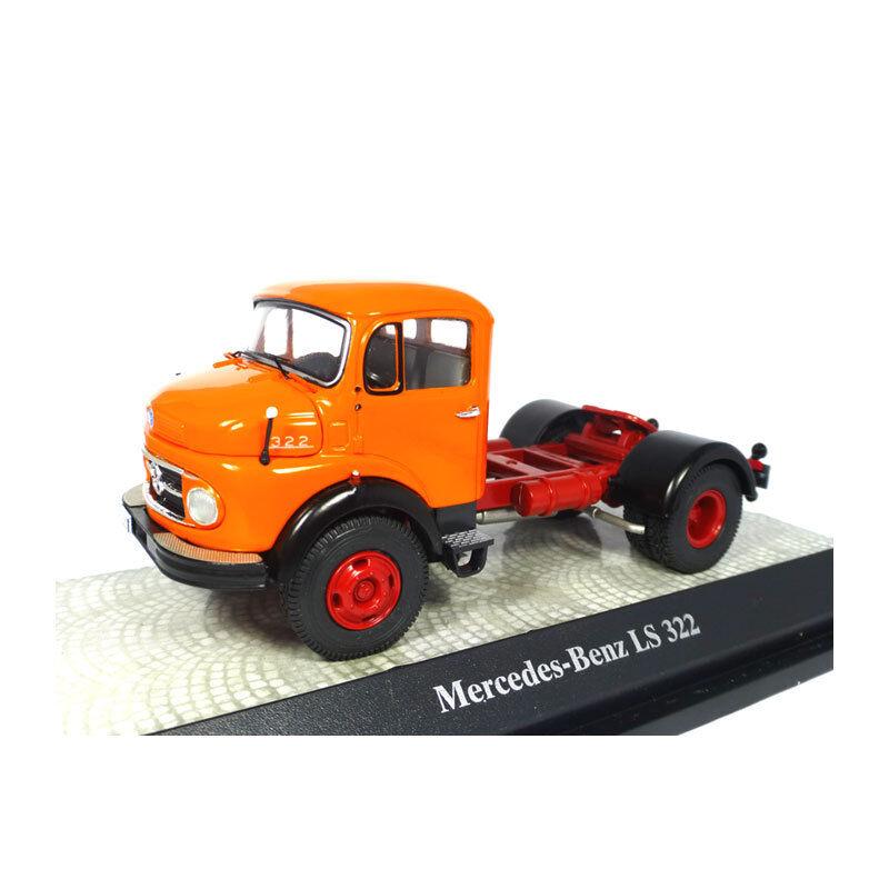 Premiumx PCL12020 Mercedes Benz Ls 322 Cararticolato Arancione 1 43 Nuovo  °