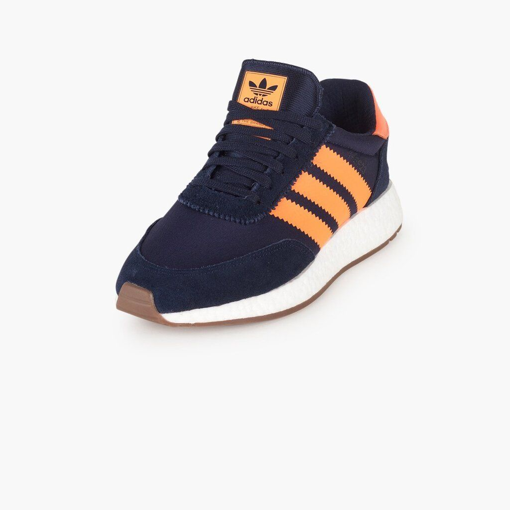 (B37919) Men's Adidas Orignals I-5923- NAVY GUM NEW