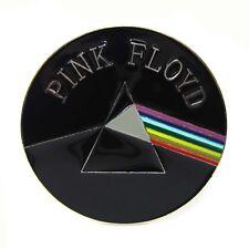 Mens UK Pink Floyd Rock Roll Music Band Metal Belt Buckle Dark Side of the Moon