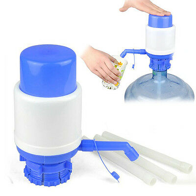 HOT*Home Drinking Hand Press Manual Pump for Bottled Drinking Water Dispenser