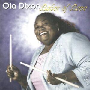 Ola-Dixon-Labor-of-Love-CD