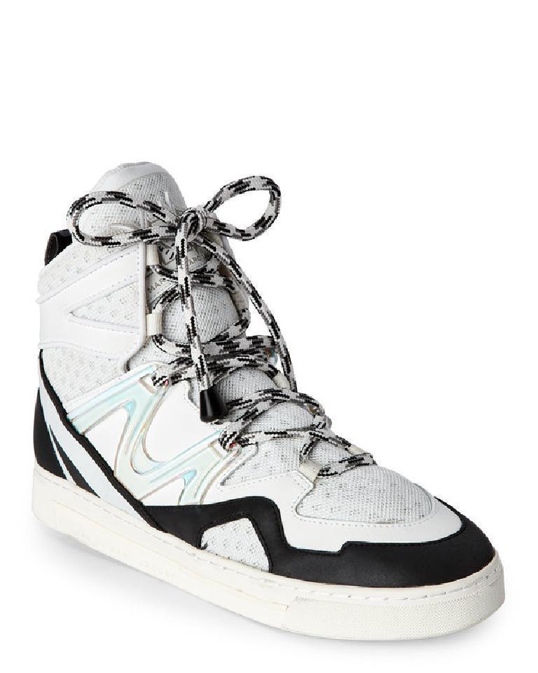 New Marc by Marc Jacobs Tech Ninja High Top Sneakers (41EU 11US)