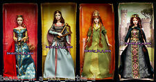 Bard Spellbound Lover Faerie Queen Barbie Doll Legends of Ireland ~ NO BOXES ~ 4