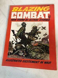 Blazing-Combat-2-1965-Frazetta-Cover-A-Warren-Magazine-Jan-No-2