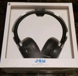 JAM Transit Wireless Headphones Silicone Ear Tips Ear Buds Memory Foam