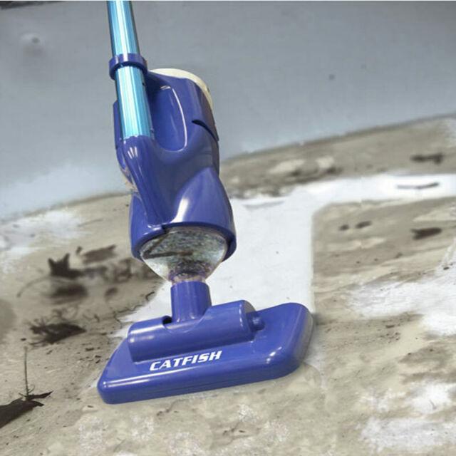 Water Tech Blaster Catfish Hand Held Vacuum Cleaner For Spa Hot Tub Pool