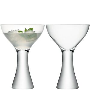 LSA-Elina-Copa-De-Coctel-Transparente-Par