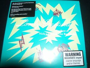 NICK-CAVE-amp-THE-BAD-SEEDS-Lovely-Creatures-The-Best-Of-1984-2014-AUS-2-CD-NEW