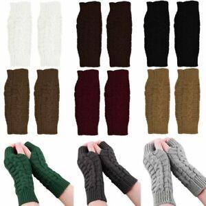 Gants-tricotes-sans-doigts-pour-femmes-en-hiver-mitaines-en-tricot-au-poignet