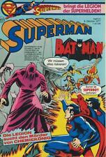 Superman 1977/ 21 (Z1-2, Sm), Ehapa