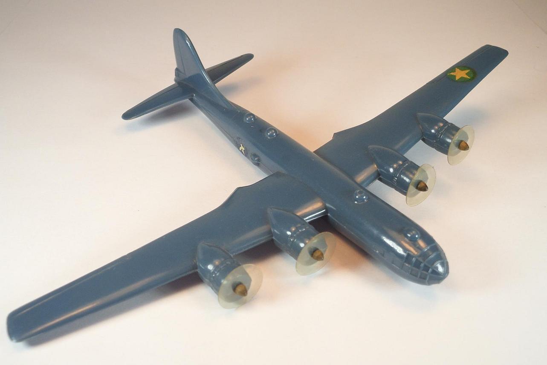 Wiking avion 1 200 usa 23 superfortress Bleu environ à partir de 1947 très rar  123