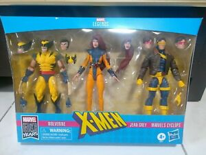 Marvel-Legends-X-Men-3-Pack-Cyclops-Jean-Grey-And-Wolverine