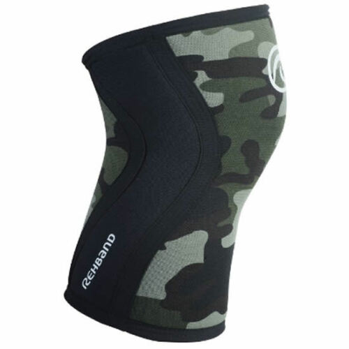 Rehband RX Line Knee Support5mmCamoCrossFit