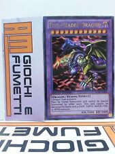 FIVE HEADED DRAGON fusione IN INGLESE yu-gi-oh! ULTRA RARA! drago a cinque teste