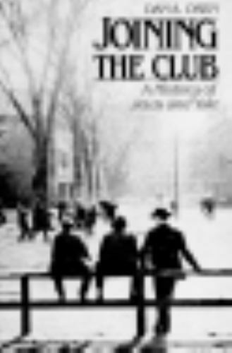 Joining the Club: A History of Jews and Yale (The Yale Scene: University Series,