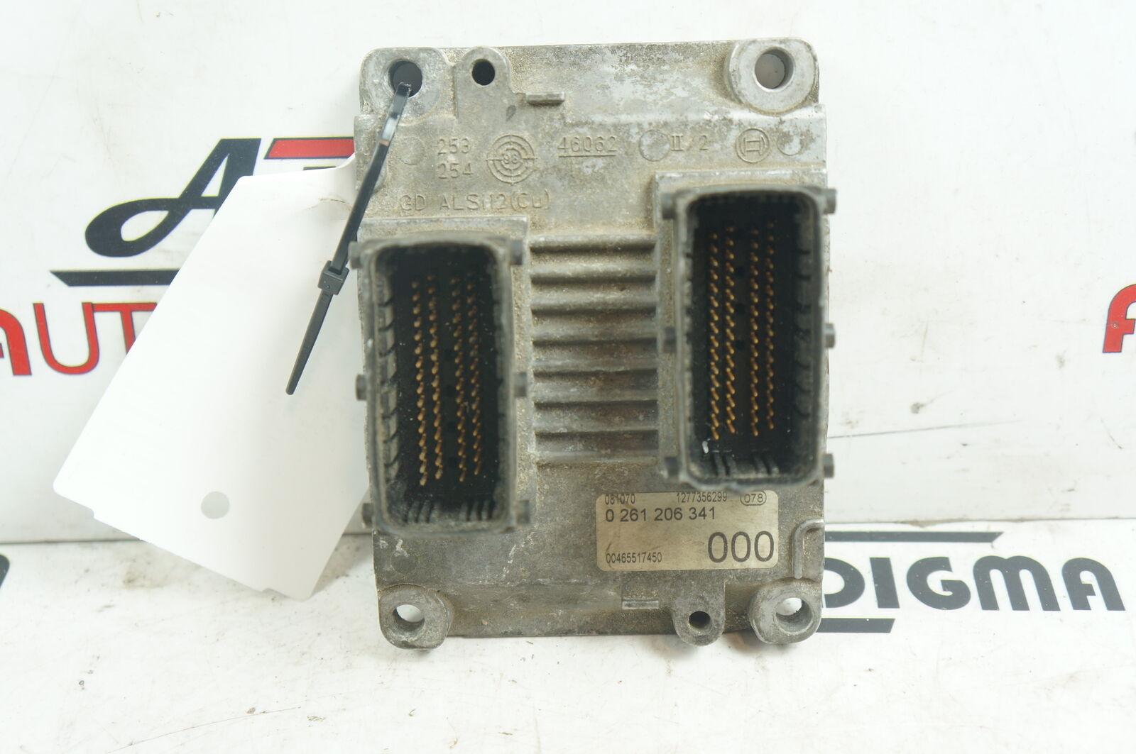 deportes calientes Fiat Marea Unidad De De De Control Del Motor 0261206341  moda