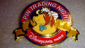 Disney-Pin-100037-DLP-Pin-Trading-Night-Nana