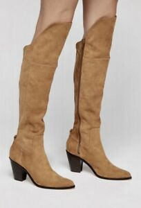 20+ Free People Over The Knee Suede Boots Gif