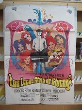A2226 Los Locos Años de Chicago - Beau Bridges, Brian Keith