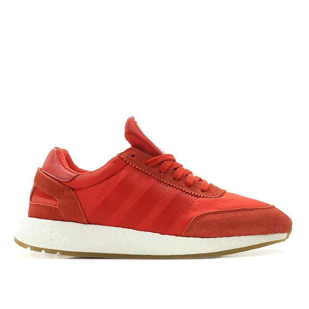Neue männer adidas originals iniki i-5923 läufer durch rot / / rot gum (d97346) 7c574b