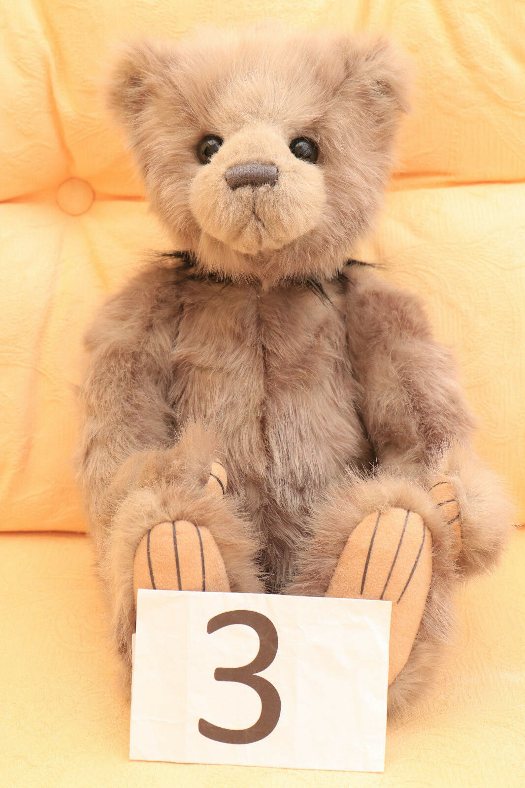Charlie Bears - Ernest - - - BNWT 2018 Collection c65430