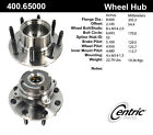 Axle Bearing and Hub Assembly-C-TEK Standard Front Centric 400.65000E