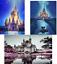 5D-Diy-Diamond-Painting-Disney-Castle-Cartoon-Mickey-Full-Drill-Embroidery-Decor thumbnail 1