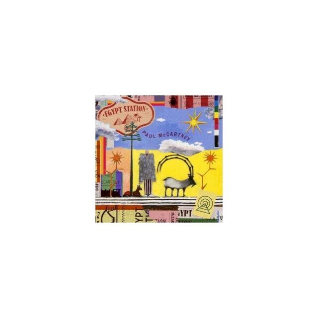 Capitol Records Paul Mccartney - Egypt Station (Vinyl)