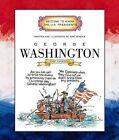 George Washington: First President 1789-1797 by Mike Venezia (Paperback / softback, 2005)