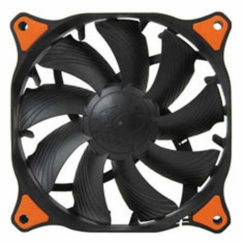 Cougar CF-V14HB 140mm Vortex HDB 14cm Black PC Computer Case Silent Cooling Fan