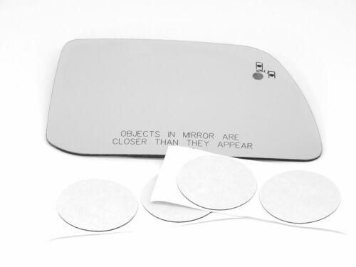 MKX Right Pass Mirror Heated w//Blind Spot Detection Glass Lens 3 Opt 11-14 Edge