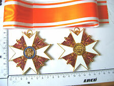 Großkreuz - Halskreuz  Roter Adlerorden mit Halsband-Sonderangebot