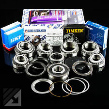 VW Golf 2.0 TDi O2Q 6 speed manual gearbox early bearing seal rebuild kit
