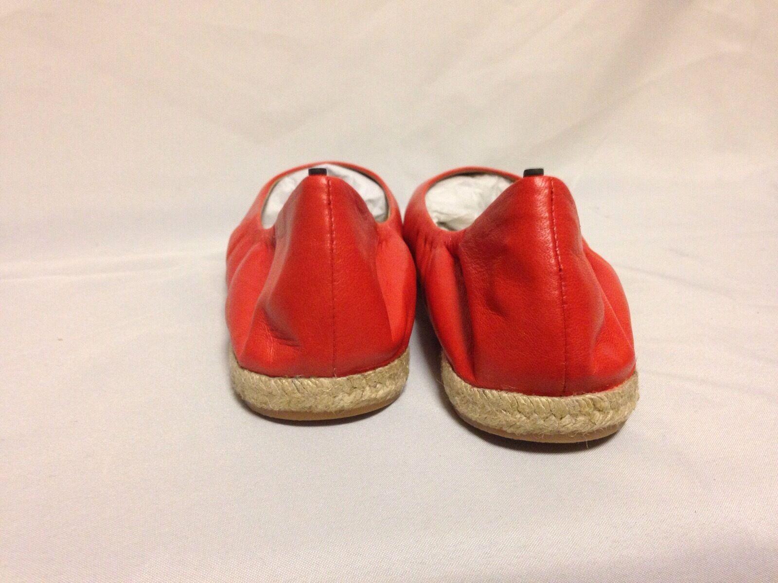 Via Spiga Arnelia Ballet Flat 10 10 Flat M Clementine  New w/ Box e16159