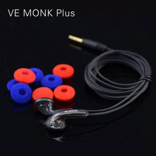 VE MONK Plus In Ear Stereo Earbud Earphone Headset Headphone Earplug Super Bass