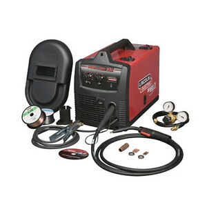 lincoln electric easy mig 140 compact wire welder 1895 140. Black Bedroom Furniture Sets. Home Design Ideas