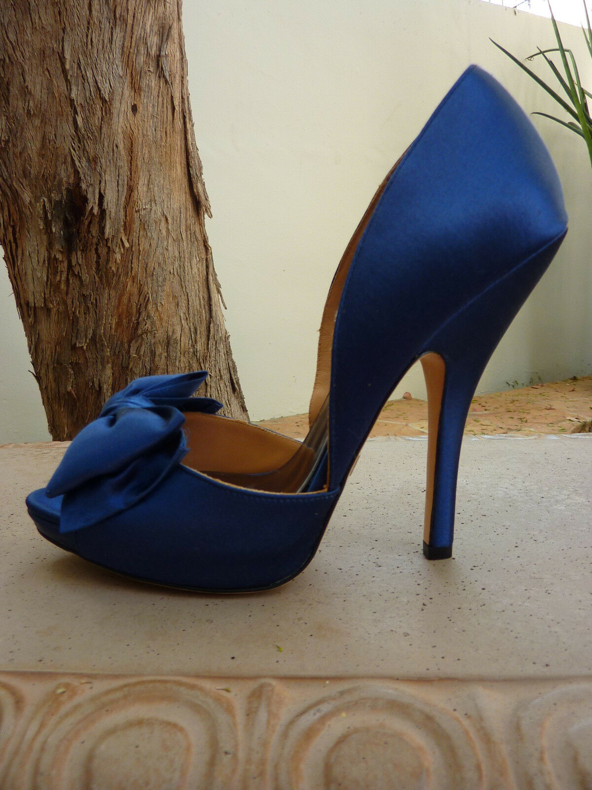 garanzia di qualità Badgley Mischka Stiletto Pumps Heels Heels Heels scarpe Vargas Girl Pin-up Vintage Style  costo effettivo