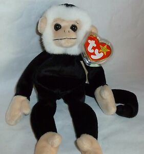 Image is loading TY-Rare-Mooch-Beanie-Baby-with-3-Tag- d41d71bd749