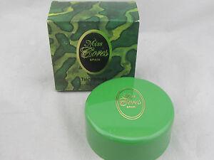 Vintage-NEW-Miss-Cores-by-De-Cores-Parfum-Riverpuebl-Dusting-Powder-5-oz-NIB