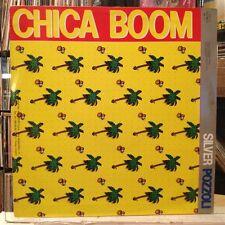 """EXC 12""""~SILVER POZZOLI~Chica Boom~[5:22]~Instrumental~[4:12]~[1987~ITALY~ITALO"""